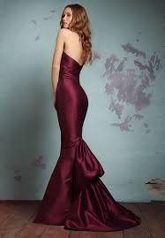 wine colored wedding dresses - Google Search