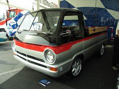 Chip Foose custom 1960s Ford Econoline Pickup