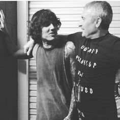 Oli and his dad