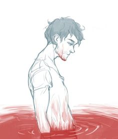 #WillGraham #Hannibal Unconscious walk into the madness.