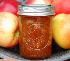 Almalekvár recept Gourmet Gifts, Winter Food, Diy Food, Chutney, Food Storage, Preserves, Paleo Recipes, Pickles, Mason Jars