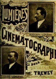 Lumiere fivérekről szóló kiállítással emlékeznek meg Párizsban #mozi Broadway, Images, History Of Film, Birth, Search