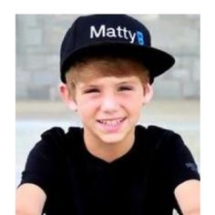 Matty B. He is the cutest little thing!! His eyes are so dang cute!