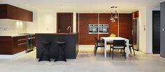 PR20 (proyecto residencial): cocina + mobiliario + revestimientos + iluminación #dgla #maracaibo #render