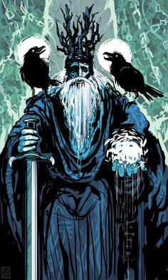 IV - The Emperor Old wisdom, tradition, and power. A mentor or patriarchal figure, but perhaps stuck in old ways or ego.