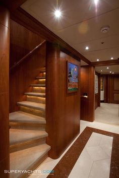 Most Luxurious Yacht Interior   Pegaso Yacht (ex. Only 4 You) Photos - Proteksan Turquoise...
