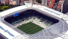Arena Palmeiras (Foto: Divulgação)