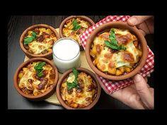 Feel Good, Mashed Potatoes, Yogurt, Stuffed Mushrooms, Pasta, Breakfast, Ethnic Recipes, Ramadan, Foods