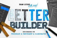 LetterBuilder - Draw