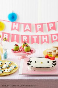 Everything you need for your kiddo's Hello Kitty® birthday party!