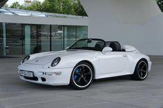 PORSCHE 911 993 SPEEDSTER