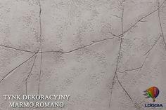 Tynk dekoracyjny MARMO ROMANO z przecierką