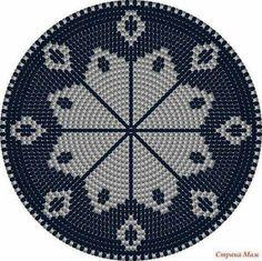 Wayuu Mochilla Bag Chart Mimuu com Tapestry Crochet Patterns, Loom Patterns, Stitch Patterns, Knitting Patterns, Crochet Chart, Crochet Stitches, Mochila Crochet, Tapestry Bag, Crochet Purses