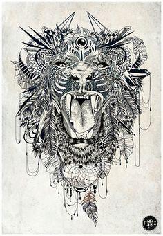 Lion | Feline Zegers.