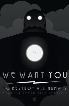 WE WANT YOU by MurderousAutomaton.deviantart.com on @deviantART
