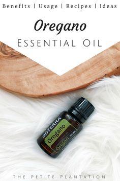Oregano Essential Oil - The Petite Plantation