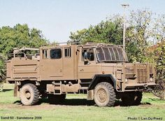 Photos and pictures of Army and Military Vehicles and Equipment in South and Southern Africa - Army Truck Photos Page 2 - Samag, Samil