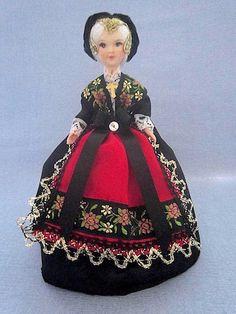 French Savoie doll