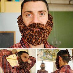 Yarn beard!