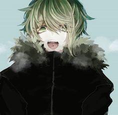 New Danganronpa V3, Danganronpa Characters, Beautiful Boys, Pretty Boys, Anime Green Hair, Pink Blood, Rantaro Amami, Im A Survivor, Ouma Kokichi