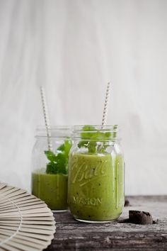heavenly kiwi smoothie