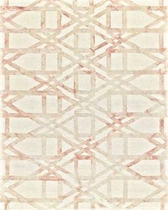 Delacora 30287 Matteo x Wool Hand Tufted Geometric Rectangular Area Rug from The Genoa Collection Orange Area Rug, Navy Blue Area Rug, Beige Area Rugs, Rug Placement, Modern Area Rugs, Carpet Design, Wool, Blush, Runners