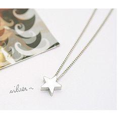 e095e87de40d3 collier étoile Jóias Por Atacado, Ouro E Prata, Colar Com Pingente, Colares  De
