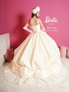 If there really is a barbie bridal I'm def getting a barbie wedding dress