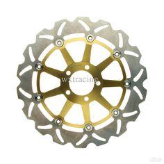 Cheap Front Brake Disc Rotor SUZUKI VZR INTRUDER M1800 R 1800CC 2006 2007 GOLD Online with $189.95  DHgate