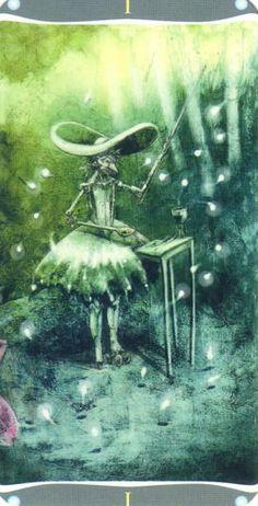 The Magician - Fairy Lights Tarot