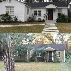 Garage Doors, Construction, Outdoor Decor, Plants, Home Decor, Building, Decoration Home, Room Decor, Plant