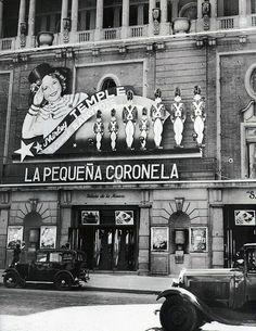 Cine Palacio de la Musica. 1925