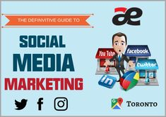 Looking for digital marketing for your business in Toronto? Learn the best social media strategy to improve your brand presence and attract new customers on all social platforms daily. Find out more by clicking here or just Dial Social Media Marketing, Digital Marketing, Smart Method, Social Platform, Platforms, Toronto, Improve Yourself, Learning, Business
