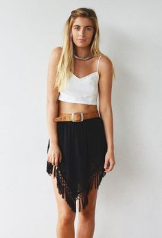 Sunshine Skirt in Midnight | New The Freedom State available online now |