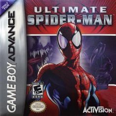 Ultimate Spider-Man - Game Boy Advance Game