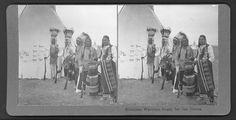 <b>Blackfeet</b> Warriors Ready for <b>Sun</b> <b>Dance</b>