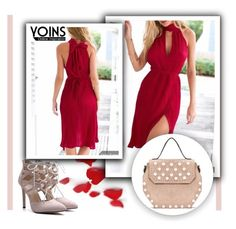 """YOINS 38"" by melisa-hasic ❤ liked on Polyvore featuring yoins"