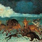 Antonio Ligabue - Traversata della Siberia