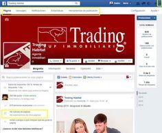 Encuentra las opciones del menú y publicaciones de las páginas seguidas. Cambios de configuración en la administración de páginas de Facebook o fanpages.
