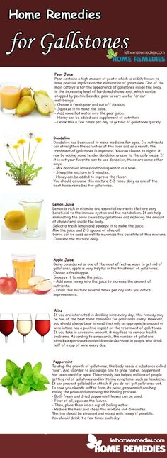 Home Remedies for Gallstones