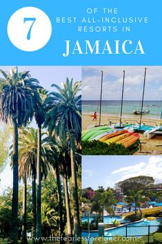 Dreaming of some fun in the Jamaican sun? Find the perfect all-inclusive resort in Jamaica for your family, friend, couples or solo vacation. This list of the best resorts offer something for everyone! Best Resorts In Jamaica, Best All Inclusive Resorts, Jamaica Vacation, Jamaica Travel, Philippines Travel, Vacation Spots, Solo Vacation, Jamaica Jamaica, Jamaica Honeymoon