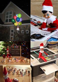 Christmas: Tradition (Elf on the Shelf Ideas Part 3)
