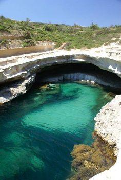 dwejra bay malta | Le 10 spiagge piu' belle di Malta