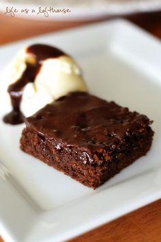 Life as a Lofthouse (Food Blog): Chocolate Fudge Brownies