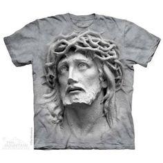 Camiseta Jesus Cristo 3d The Mountain Original - Em Estoque - R$ 89,99 no MercadoLivre