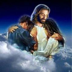 """Let the children come to me"" Jesus Our Savior, Jesus Art, King Jesus, Jesus Is Lord, Spiritual Paintings, Jesus Loves Us, Padre Celestial, Jesus Pictures, Holy Spirit"