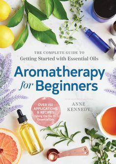 Natural Stretch Mark Cream with essential oils - recipes from Aromatherapy for Beginners #RockridgePress