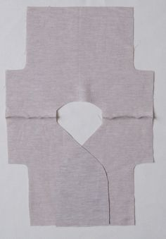Mollys Sketchbook: Newborn Kimono Shirt - The Purl Bee - Knitting Crochet Sewing Embroidery Crafts Patterns and Ideas!