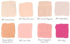 The Best Pinks to Celebrate Valentine's Day | Maria Killam | True Colour Expert | Decorator