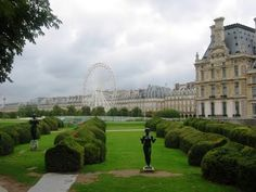 Tuileries grounds